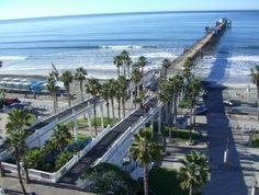 Oceanside, CA - mini vacation