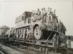 SdKfz. 9 Famo on railway