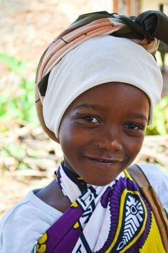 Smiles from Africa