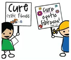 May is Cystic Fibrosis Awareness Month.  Help spread the word and help us find a cure.  Create a Pinterest board and pin something each day.  Together, we can make CF stand for Cure Found!