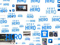 Spot Hero Process by Focus Lab #Design Popular #Dribbble #shots