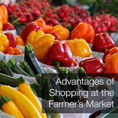 Learn to shop smart at the Farmer's Market. @Baylor Stranton Stranton Health Care System #ScrubbingIn on fresh food | http://scrubbing.in