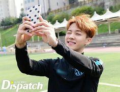 Gikwang - Beast 160423 | Shoot for Love Charity Campaign | 160428 koreadispatch update instagram
