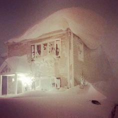 So yeah, feel fortunate you don't live in Buffalo. | 24 Pictures That Perfectly Capture How Insane The Snow Is Near Buffalo, New York