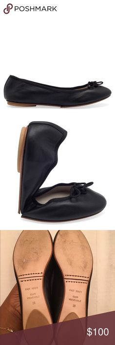 Bagllerina flats Bagllerina flats. Preloved- wore once .In great condition Bagllerina Shoes Flats & Loafers