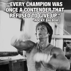 Champions REFUSE to give up!