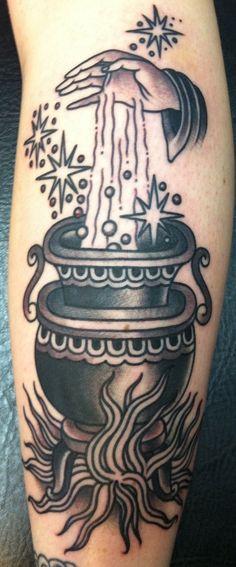 Brian Paul — Atlas Tattoo - Portland, Oregon