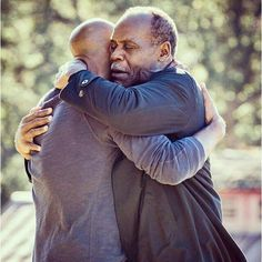 Shemar Moore & Danny Glover Father & Son in Criminal Mind Derek Morgan, Danny Glover, Criminal Minds, Father And Son, My Happy Place, Behind The Scenes, In This Moment, Couple Photos, Life