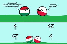 Pole and Hungarian cousins be