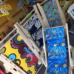 Hermosas sillitas de playa para niños de 2 a 6 años Beach Chairs, Social Networks