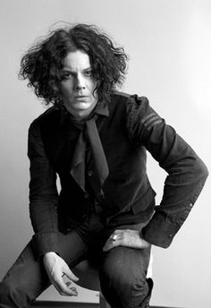 Jack White (born John Anthony Gillis, 1975) - American musician, singer-songwriter, record producer, multi-instrumentalist and occasional actor. Photo Christian Witkin