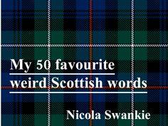 Mots ecossais