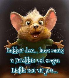 Goeie Nag, Goeie More, Good Night Quotes, Afrikaans, Beautiful Pictures, Teddy Bear, Amanda, Van, Inspirational