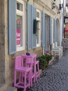 Alaçatı Streets - Turkey