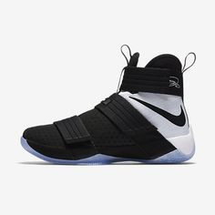 9fb76a7105a7 Buy Nike Zoom LeBron Soldier 10 SFG Black White Black from Reliable Nike  Zoom LeBron Soldier 10 SFG Black White Black suppliers.
