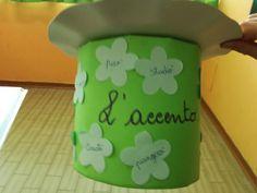 cappello dell'accento