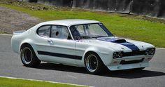 I do love the mk1 Ford Capri.