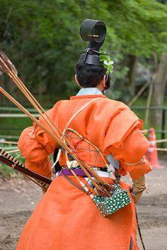 Yabusame Umashinji at Shimogamo Shrine #japan #kyoto