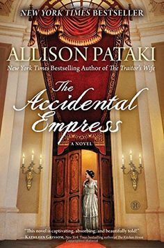 The Accidental Empress: A Novel by Allison Pataki http://www.amazon.com/dp/147679474X/ref=cm_sw_r_pi_dp_twdmwb17RPMSH...fabulous read...i didn't want the story to end...
