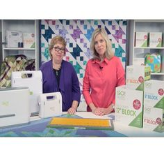 @AccuQuilt CUT TIME. QUILT MORE. Here's how you can get started!