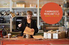 Farmhouse Mercantile / Boonville / Anderson Valley / California