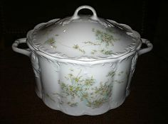 "Vintage Rosenthal Classic Rose ""Catherine"" Vegetable Tureen with Lid 67oz"
