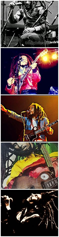 **Bob Marley** More fantastic collages, pictures, music and videos of *Robert Nesta Marley* on: https://de.pinterest.com/ReggaeHeart/