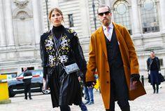 London Fashion Week Street Style 2014 | ℰllie's ℬlog