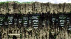 Western Air Temple fro Avatar the Last Airbender Avatar Aang, Avatar Airbender, Team Avatar, Avatar Picture, Avatar World, Naruto, Fire Nation, Fantasy Landscape, Fantasy Art