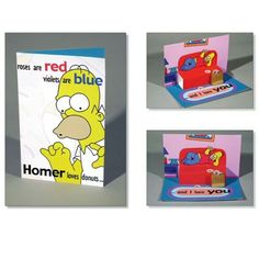 Perfect for the lovers of The Simpsons for 14-f
