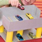 Manualidades para niños de cartón
