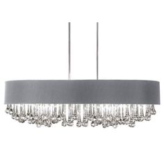 Tamara 8 Light Drum Chandelier