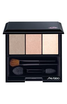 Shiseido Luminizing Satin Eye Color Trio available at #Nordstrom