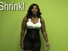 7a65ea6076 Ardyss Body Magic Before and After by Shrink3Sizes.com Waist Trainer Before  And After