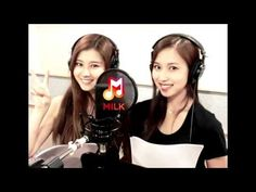 [ENGSUBS] SIXTEEN MILK RADIO SANA & MINA - YouTube