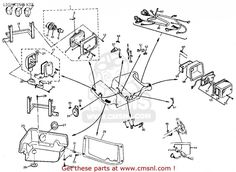 Starter Generator for Yamaha Golf Cart offered by parts