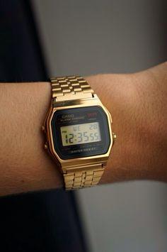 8c3f5e8e44a 9 melhores imagens de Relógios Casio Vintage