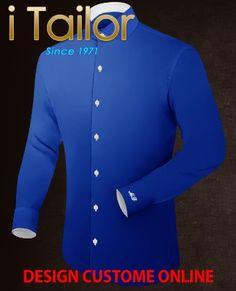 Design Custom Shirt 3D $19.95 sakko Click http://itailor.de/suit-product/sakko_it52359-1.html