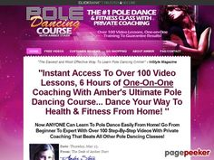 (adsbygoogle = window.adsbygoogle || []).push();     (adsbygoogle = window.adsbygoogle || []).push();  Home Pole Dancing Classes – 6 Hours of 100 Pole Dancing Videos Lessons With One-on-One Coaching    http://www.poledancingcourses.com/ review     (adsbygoogle =...