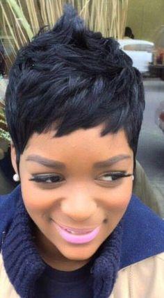 70 Beautiful Short Brown Hairstyles Women - My list of women's hair styles Cute Hairstyles For Short Hair, Curly Hair Styles, Natural Hair Styles, Brown Hairstyles, Easy Hairstyles, Natural Hair Cuts, Straight Hairstyles, Short Brown Hair, Short Hair Cuts