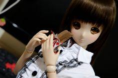 Mirai Suenaga Smart Doll by StrikeE