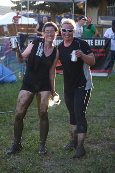 Spartan Race finish line, been there, done that, can't wait to do it again!!!!