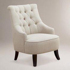 Cute as a button chair