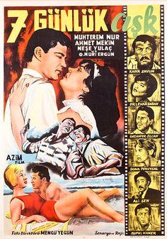 1961 Yedi Günlük Aşk