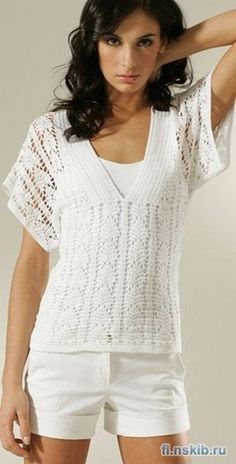 summer crochet tunic pattern diagrams pdf file