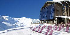Accueil - Altapura : hôtel 5 étoiles Alpes Val Thorens 3 Vallées