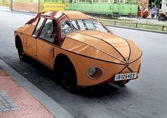 Strange Cars, Weird Cars, Cool Cars, Automobile, Mini Car, Engin, Bizarre, Unique Cars, Small Cars