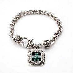 Celiac Awareness Classic Braided Bracelet