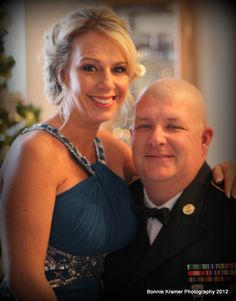 Josh & Abby Military Ball Dec.2012