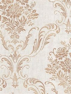 Fog Manor Floral Damask Wallpaper Paisley Hintergrund, Prägetapeten,  Individualisierte Tapete, Moderne Tapete